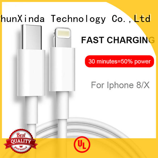 ShunXinda New apple lightning to usb cable supply for car