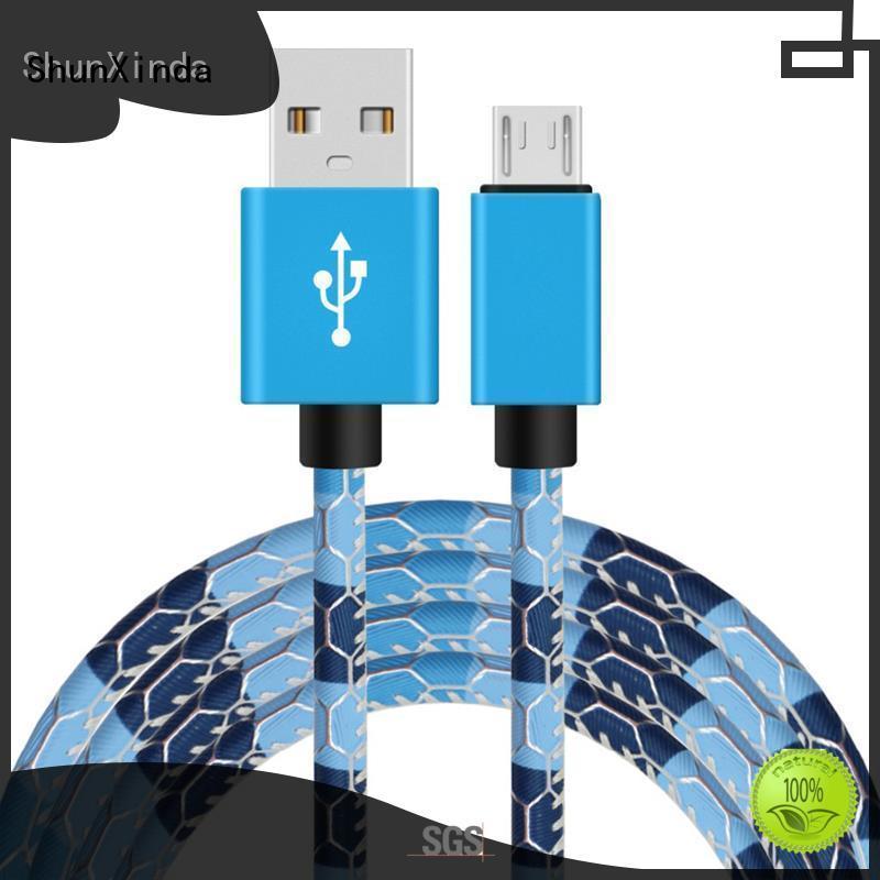 long micro usb cable nokia huawei usb to micro usb ShunXinda Brand