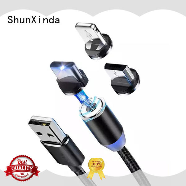 ShunXinda keychain usb charging cable suppliers for indoor