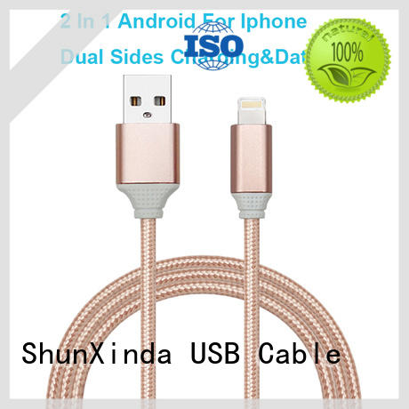 braided magnetic micro usb gift car