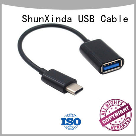 ShunXinda lightning usb charging cable for sale for car