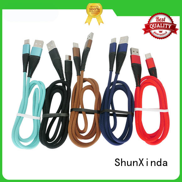 ShunXinda durable type C to type C for business for car