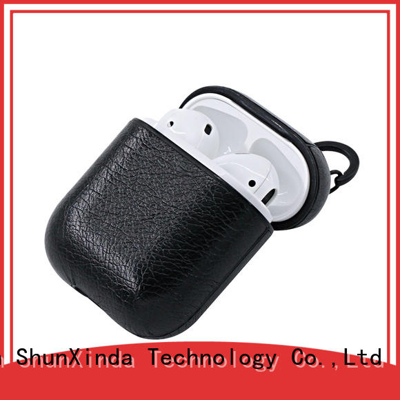 ShunXinda high quality silicone airpods case supply for airpods