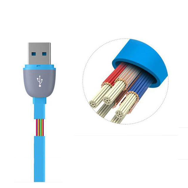 ShunXinda -Best 2 In 1 Charging Cable Multi Lightning Micro Usb Data Cable For Mobile-1