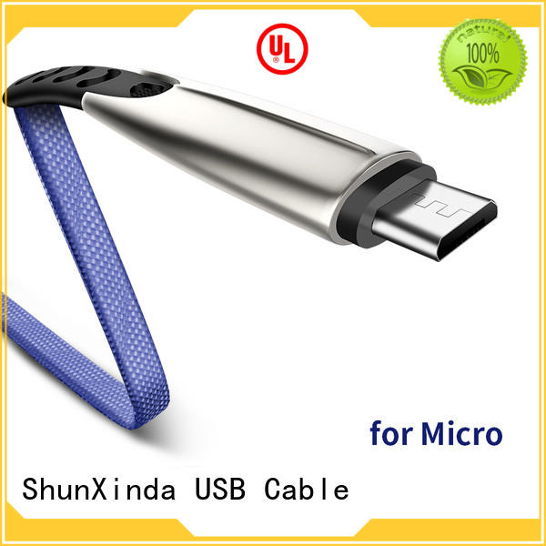 ShunXinda customized cable usb micro usb factory for home